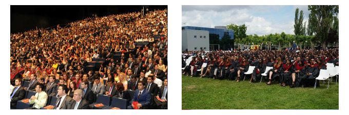 Summary of the Madrid and Barcelona Graduations