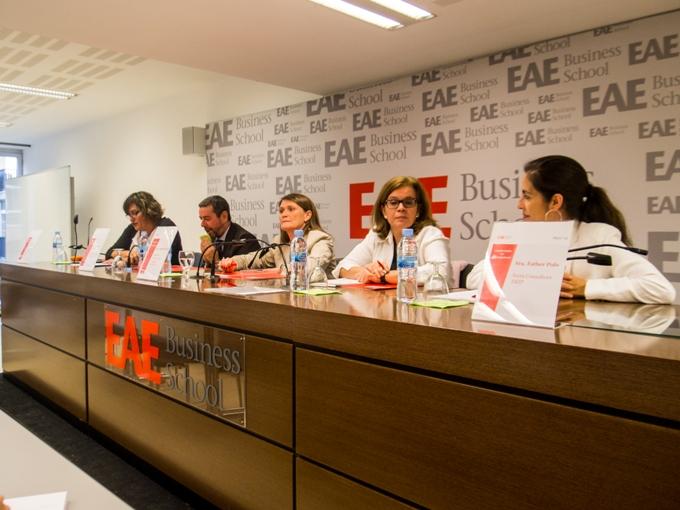 Mesa redonda Headhunters, tendencias y oportunidades de Barcelona