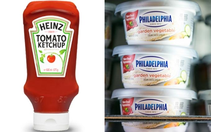 Kraft y Heinz , la fusión del año en alimentación