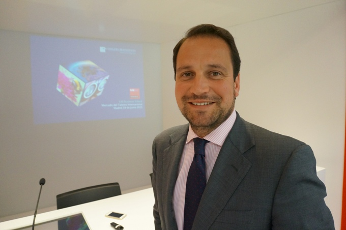 Jaime Ozores, socio de Odgers Berndtson
