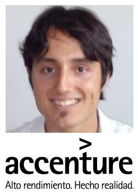 Járek Álvarez, de Accenture