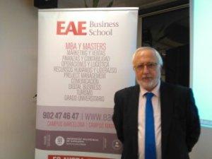 Jaume Muñoz, Director del Máster en Dirección Comercial y Gestión de Ventas de EAE