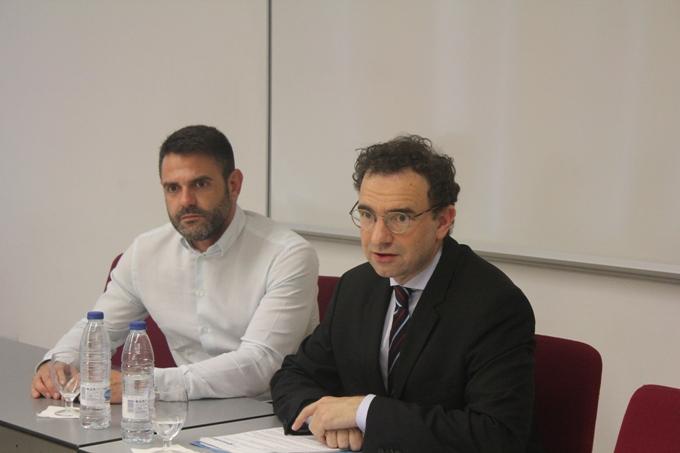 Juli Minoves, ponente invitado para el café & CEO de Barcelona