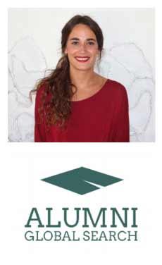 Natalia Aberdi, Directora de Relaciones Institucionales y del Programa de Talento ALTA de Alumni GS