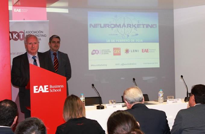 Neuromarketing de la Asociación de Marketing de España