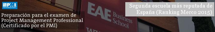 Master en Project Management de EAE Business School