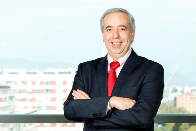 Pedro Domínguez, antiguo alumno de EAE