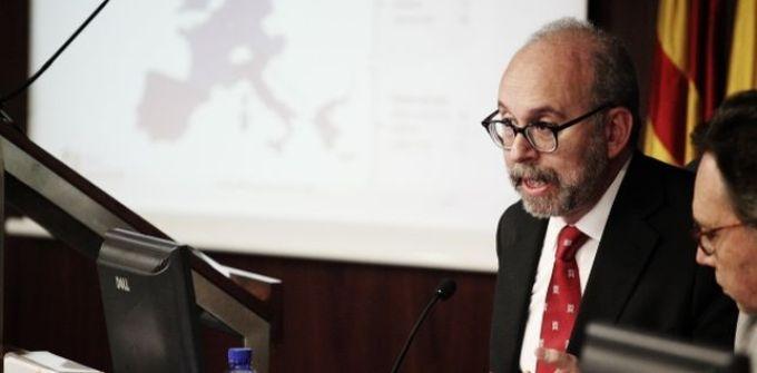 III Cumbre Político-Empresarial Plataforma Multisectorial contra la Morosidad donde Pere Brachfield, profesor de EAE Business School participó