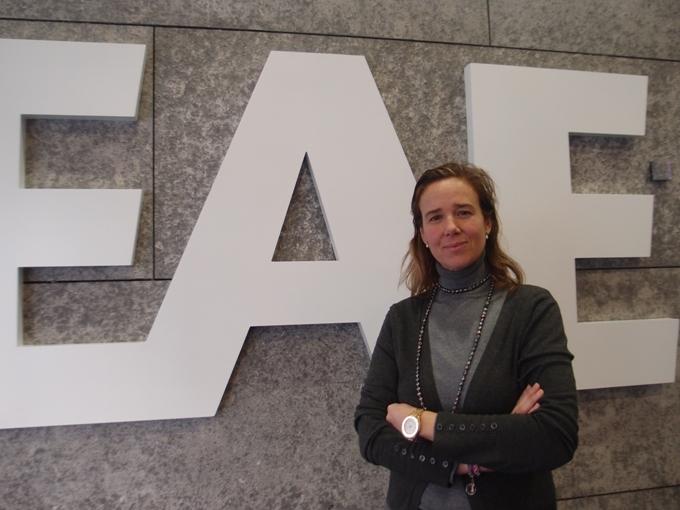Pili Malagarriga en EAE Business School