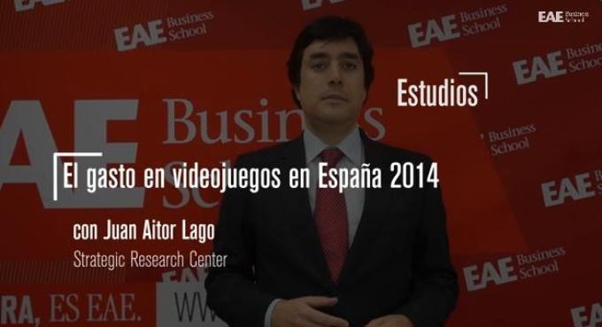 Vídeo ConclusionesEstudio SRC de EAE El mercado del videojuego 2014