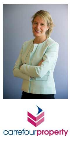 Rocío Clemares, Responsable de Recursos Humanos de Carrefour Property
