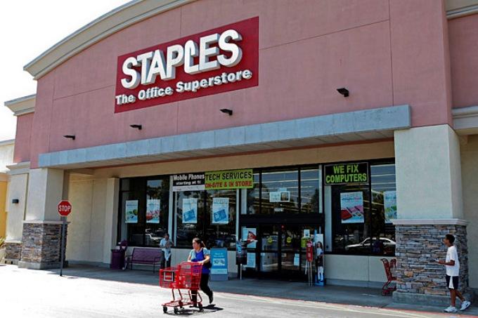 Lectura SRC Staples acquire office depot
