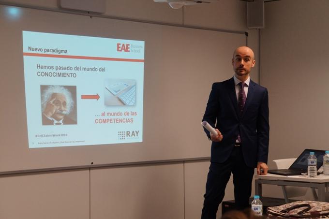 EAE Talent Week – Ray Human Capital