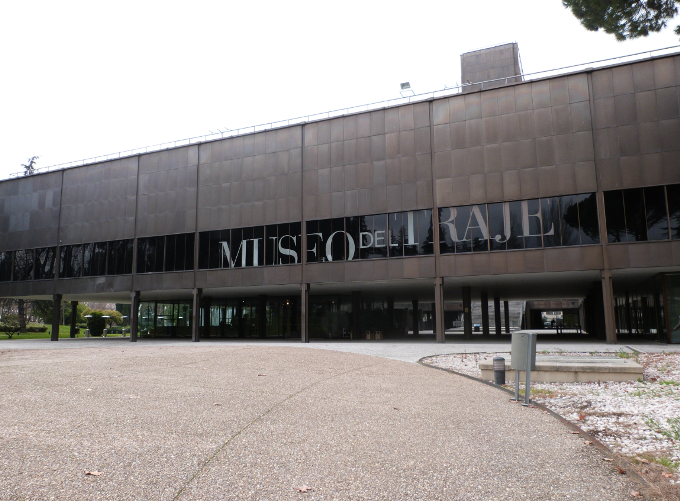 Visita cultural al Museo del Traje