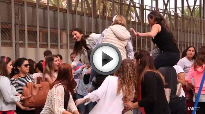 Pincha aquí para ver el vídeo de la Welcome Week para programas Full Time
