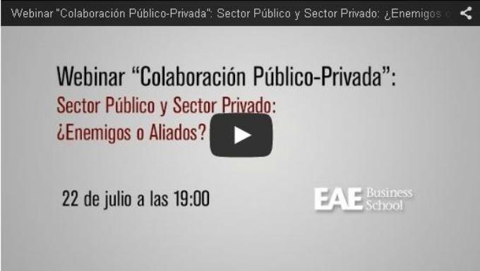 Webinar CPP con Rocío Martínez-Sampere