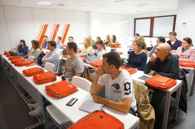 Welcome Week 2015 alumnos Part Time