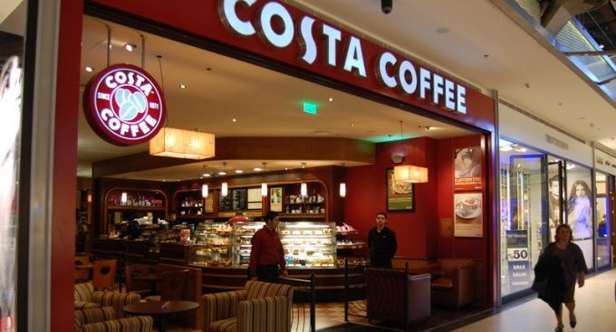 A Costa Coffee le gusta España