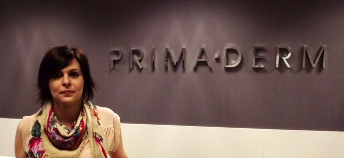 Emma Lerín, Directora de Recursos Humanos de Prima-Derm