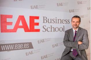 Marc Bara docente de EAE co-fundador de five cuts
