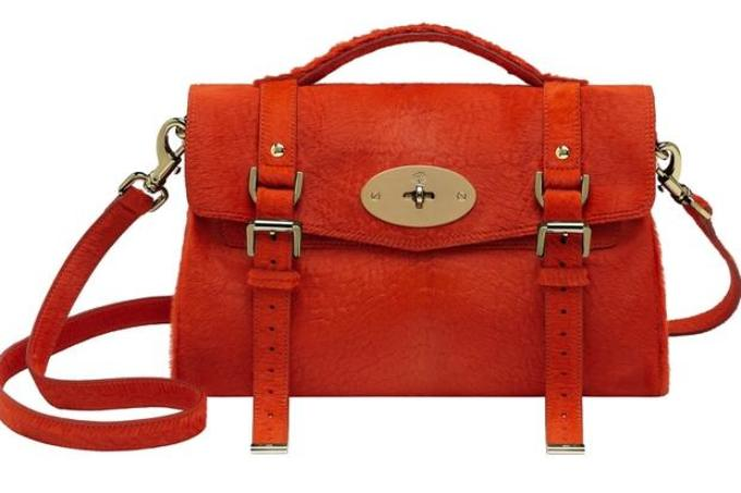 Lectura SRC Mulberry bags