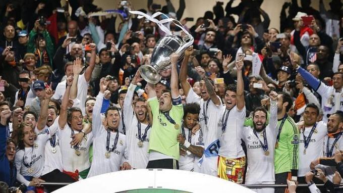 Lectura SRC El Real Madrid es el club más rico del mundo