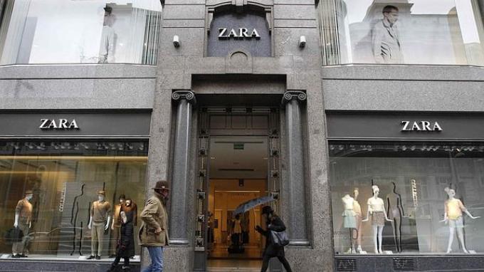 Inditex a por su tienda 500 en China
