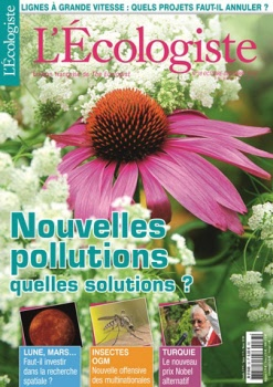 Couverture de L'Ecologiste