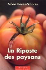 Couverture du livre La Riposte des paysans