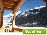 Chalets en Haute Savoie
