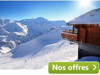 Chalets en Savoie