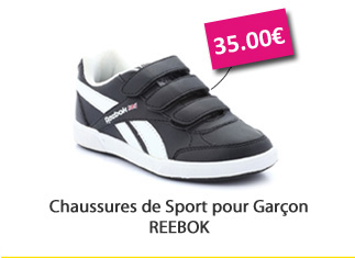 Baskets Reebok 35?