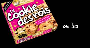 les boites de cookie des rois