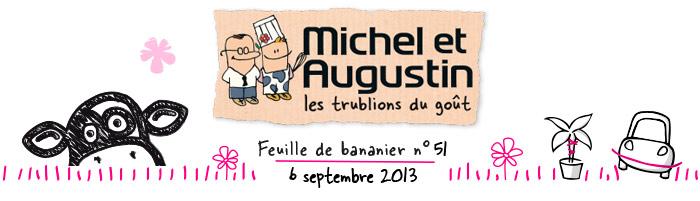 Michel et Augustin - Feuille de bananier 51