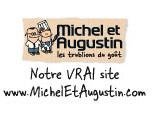 Michel et Augustin - Notre VRAI site