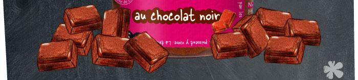 72 gr de chocolat noir INTENSE