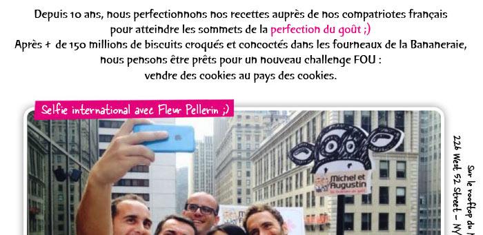 Depuis 10 ans, nous perfectionnons nos recettes auprès de nos compatriotes français pour atteindre les sommets de la perfection du goût...
